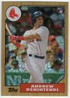 2017 Topps Series 1 SILVER PACK Singles 1987 Chrome Refractors  You Pick
