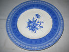 Churchill Out of the Blue Salad Plate/s England Excellent