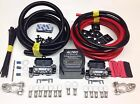 3mtr Professional Split Charge Kit 12v 140amp M Power Voltage Sense Relay T4 T5