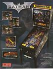 BATMAN Pinball Machine by Stern Original Sales Flyer