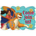 Pack of 8 Elena of Avalor Birthday Party Post Card Invitation