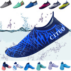 Water Shoes Slip on Aqua Socks Men Women Exercise Pool Swim Surf Beach Vaction