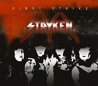 STRYKEN FIRST STRiKE CD CHRISTian METAL Traxter SCARLET Bride STRYPER LexRex REZ