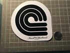 5 Large Powell Peralta Skateboard Sticker Vintage Rare Black Triple Logo