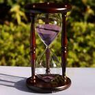 60 minutes Wood Sand Hourglass Timer Meter Clock Sand Timer Sandglass Sand glass