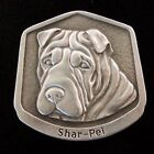 Shar pei Fine Pewter Dog Breed Ornament