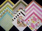 12X12 Scrapbook Paper Cardstock Heidi Swapp Favorite Things Collection 24 Lot