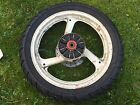 Yamaha TZR 250 2ma/1kt Rear wheel 2.50 X 17