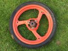 Yamaha TZR 250 2ma / 1KT Rear wheel 2.50 x 17
