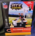 Chicago Bears NFL 4 Wheel ATV with Mascot OYO Mini Figure- Staley Da Bear