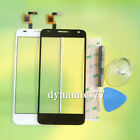 Touch Screen Digitizer Glass Panel For Alcatel One Touch Idol 2 mini s 6036+Tool