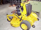 52' WRIGHT STANDER SENTAR RAPID HEIGHT COMMERCIAL MOWER NO RESERVE