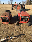 Two 582 cub cadet Lawn Tractors, 1 complete and 1 for parts. No Reserve