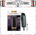 BRAND NEW Andis Professional Styliner II Personal Trimmer Black 26700