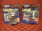 LOT of 2 STARTING LINEUP TIMELESS LEGENDS 1996 EDITION FIGURES NIB