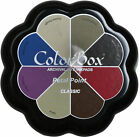 CLEARSNAP 27303 COLORBOX CS PETAL POINT CLASSIC INK SET