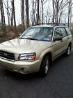 2003 Subaru Forester 2.5XS CLEAN below $2600 dollars