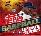 2016 Topps Update Series Baseball Cards Hobby Jumbo Packs Box - Factory Sealed