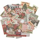 Tim Holtz Christmas Idea Ology Ephemera Pack 2016 Christmas 56 pieces