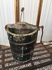 Old Antique Hand Crank Ice Cream Maker Freezer 4 Quart UNIQUE!!��