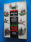 Play the Devil A History of Gambling in the US Henry Chafetz 1st Ed HCDJ Casino