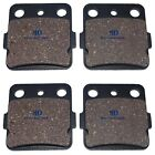 FRONT BRAKE PADS FOR HONDA FOURTRAX RANCHER 420 ES TRX420FE TRX420TE 2007-2016