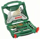 *NEW* Bosch X-Line Accessory Set, 50 Pieces Handy Drill Bit DIY Drilling Kit