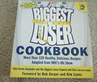 The Biggest Loser Cookbook 125+ Healthy Delicious Recipes Health + Exercise Plan