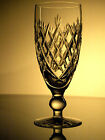 Waterford Crystal Donegal Flute Champagne Glass/ Glasses- Brand New, Ireland