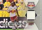 Thierry Henry - 2012 Upper Deck Soccer MLS Materials Jersey Card #M-TH