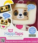 Infantino HappiTaps Puppy Toy - The Huggable, Snuggable Smartpone Cover