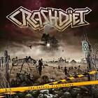 CRASHDIET - THE SAVAGE PLAYGROUND( FANS OF KISS, GUNS N' ROSES, MOTLEY CRUE)