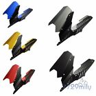 CNC Rear Fender Mudguard +Chain Guard Cover Kit for YAMAHA YZF R25 R3 MT-03 New