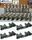 HYLIFT Hydraulic Roller Lifters Guides Set 16 Chevy 53 57 60 LS1 LS2 LS7 USA