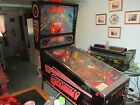 WILLIAMS 1992 GETAWAY PINBALL MACHINE  (Free Shipping)