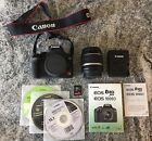 Canon EOS Digital Rebel XS EOS 1000D 101 MP Digital SLR Camera Black