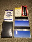 03 Chevy Tracker Factory Owners Manual w Case OEM Chevrolet