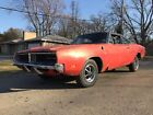 1969 Dodge Charger 1969 Dodge Charger 69 charger Factory RED 4 SPEED Magnum 383 330HP SUPER RARE
