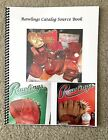 Rawlings Catalog Source Book Vintage Baseball Glove A Key Reference Book