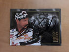 EARNHARDT SIGNED PRESS PASS VIP AUTOGRAPHED CARD