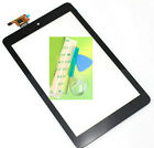New Touch Screen Digitizer Tablet Replacement For Dell Venue 8 3830 T02D Black