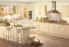 NEW COMPLETE KITCHEN PACKAGE NOT EX DISPLAY TURIN CREAM SHAKER DOORS