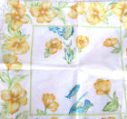 APRIL CORNELL PILLOW COVER YELLOW 15.5