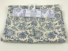 April Cornell Naturally Beautiful Floral Navy Ivory 17