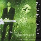 GREG LAKE From The Underground Vol. 1 VQCD-10176 CD JAPAN 2010 NEW