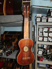 B and J The Mele Soprano Ukelele Uke Mid 20s Attributed to Regal