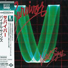 SURVIVOR Vital Signs SICP 30393 CD JAPAN 2013 NEW