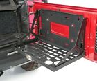 Smittybilt Heavy Duty Spring Loaded Tailgate Table 07 18 Jeep Wrangler JK 2793