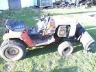 lawn tractor and garden tractor montgomery ward