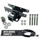 Smittybilt Bolt On Receiver Hitch And Wiring Kit For 2007 2018 Jeep Wrangler JK